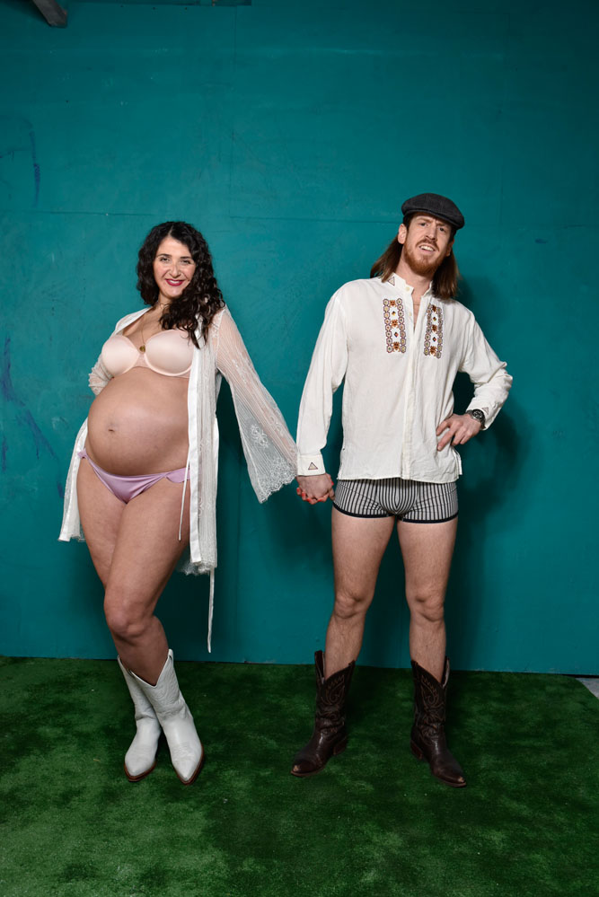 maternity photography together